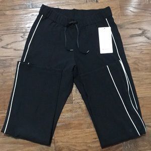 On the Right Track Pant New W/ Tags